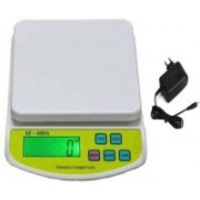 Mezire Advanced _digital_kata_ -400a Weighing Scale (White) Weighing Scale(White)