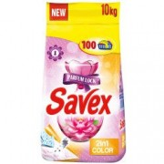 Detergent automat Savex 2in1 Color 100 spalari 10kg