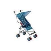Carrinho de Bebê Umbrella Slim Azul - Voyage
