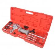 vidaXL Set kit extractor universal ax auto cu ciocan glisant