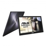 Asus Portable Monitor MB169C+ 15.6 quot;, IPS, 1920 x 1080 pikslit, 16:9, 220 cd/m#178;