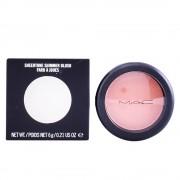 MAC SHEERTONE SHIMMER blush #sunbasque 6 g