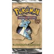 Pokemon - fossil Lapras Booster - Pokémon kaarten