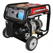 Generator de curent monofazat SENCI SC-5000, 4.5 kW, benzina