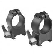 Set inele prindere luneta 26mm Obiectiv 42-52mm Warne