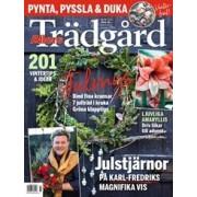 Tidningen Allers Trädgård 6 nummer