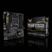 Asus TUF B450M-PLUS GAMING moederbord Socket AM4 AMD B450 Micro ATX