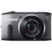 Appareil photo Compact Canon PowerShot SX270 HS Gris compact - 12.1 MP - 20x zoom optique - gris