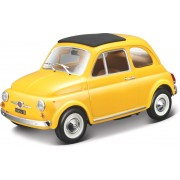 Modelauto Fiat 500 F 1965 1:24 - Speelgoed auto schaalmodel