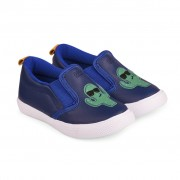 Pantofi Baieti Agility Mini Albastru-Cactus