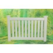 Ograda PVC za terasu ili balkon - R1
