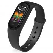Bratara Fitness M5 Band, Functie Telefon, Notificari, Monitorizare Activitati Puls Somn Oxigen Ritm Cardiac