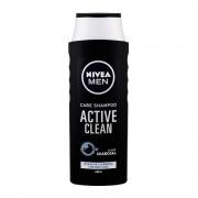 Nivea Men Active Clean šampon pro všechny typy vlasů 400 ml pro muže
