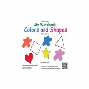 My workbook colors and shapes. colores y formas