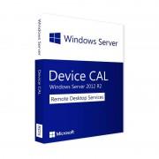 Microsoft Windows Remote Desktop Services 2012 Device CAL RDS CAL Client Access License 10 CALs