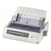 OKI ML3390 eco Naaldprinter 390 cps 24-naalds printkop, Smalle invoer, Printbereik 80 karakters USB, Parallel