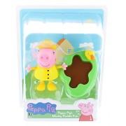 Peppa Pig Friends and Fun Peppa Pig's Muddy Puddle Fun Toy Figure