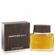 Kenneth Cole Signature For Men By Kenneth Cole Eau De Toilette Spray 3.4 Oz