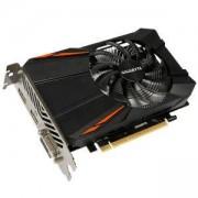 Видеокарта Gigabyte GeForce GTX 1050 Ti D5 4G, GDDR5, 128bit, DP1.4, HDMI 2.0b,Dual-link DVI-D, GB N105TD5-4GD