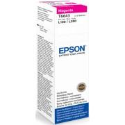 Epson tinta u bočici T6643, magenta (C13T66434A)