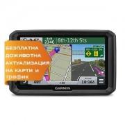 Garmin dēzl™ 570LMT EU - навигация за камиони
