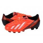 Ghete fotbal copii Adidas F5 TRX FG J infred-runwht-black