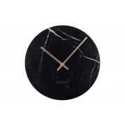 Zuiver Black Marble Time Clock