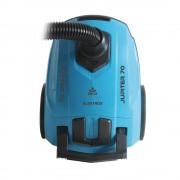 Aspirator cu sac Albatros JUPITER 70 ECO, 700 W, 2 L, Filtru HEPA, Perie pentru covoare şi podele, Bleu-ciel