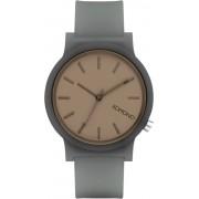 Komono Mono Uhr grau