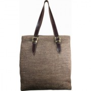 Anges Ava Brown Shoulder Bag