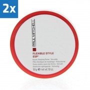 Paul Mitchell 2x Paul Mitchell FlexibleStyle ESP 50gr