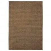 vidaXL barna, szizál hatású beltéri/kültéri szőnyeg 160 x 230 cm