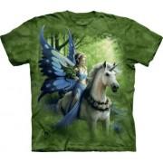 Spiru T-Shirt Mountain Artwear Realm of Ench M
