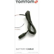TomTom Cargador de batería Cable Car de motocicleta p. TomTom Rider 400 (2015)