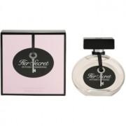 Antonio Banderas Her Secret Eau de Toilette para mulheres 80 ml