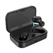 D2 TWS Bluetooth Wireless In-ear Earphone Headphone Headset for Sports Travel Business Etc.
