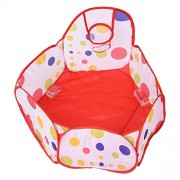 Fdit Portable Folding Pop-Up Play Tent Ball Pool Pit Baby Kids Toddlers Educational T