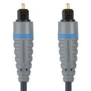 Bandridge TOS konektor - TOS konektor, Digitální optický kabel, 3m