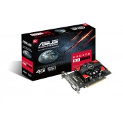 ASUS VGA AMD RADEON RX550 4GB GDDR5 DVI DP HDMI FAN
