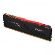 Памет Kingston HyperX Fury RGB 16GB DDR4 PC4-24000 3000hz CL15, KIN-RAM-HX430C15FB3A/16