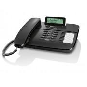 Siemens Gigaset DA710 Telefono analogico Nero