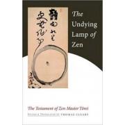 The Undying Lamp of Zen: The Testament of Zen Master Torei, Paperback