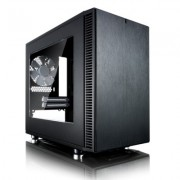Fractal Design Define Nano S Black Window 3.5'HDD/2,5'SSD ITX