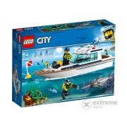 LEGO City - Iaht pentru scufundări - 60221