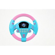 Xuzhou Fanpusi Goods Co.,Ltd T/A Top Good Chain Musical Steering Wheel Toy - Yellow or Pink!
