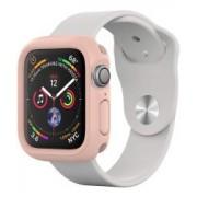 Apple RhinoShield CrashGuard NX Apple Watch 44MM Hoesje Bumper Roze