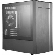 Carcasa Cooler Master Mini-Tower MasterBox NR400 Tempered glass Black