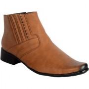 Lee Peeter Men's Tan Formal Boot
