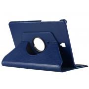 Alogy Etui obrotowe Alogy Samsung Galaxy Tab A 10.5 T590 T595 Granatowe +Szkło