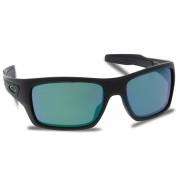 Ochelari de soare OAKLEY - Turbine OO9263-15 Matte Black/Jade Iridium